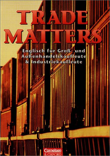 Trade Matters. Schülerbuch.: Susan Lau
