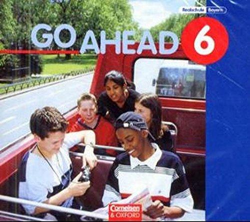 Go Ahead, Neue Ausgabe (sechsstufig), 2 Audio-CDs zum Schülerbuch (381092511X) by Eastwood, John; Berold, Klaus; Schnell, Rainer
