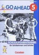 Go Ahead, Neue Ausgabe (sechsstufig), Schulaufgabentrainer mit Lösungen zu Bd. 5. (3810925373) by Eastwood, John; Berold, Klaus; Schnell, Rainer