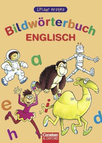 9783810927880: Unser erstes Bildwörterbuch Englisch (English and German Edition)