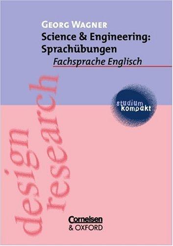 9783810931191: Science and Engineering: Sprachübungen. (Lernmaterialien)
