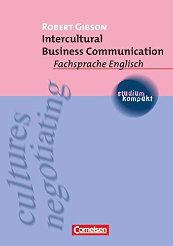 9783810931238: Intercultural Business Communication.