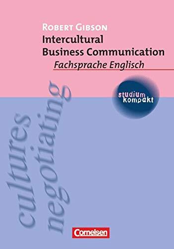 9783810931238: Intercultural Business Communication.