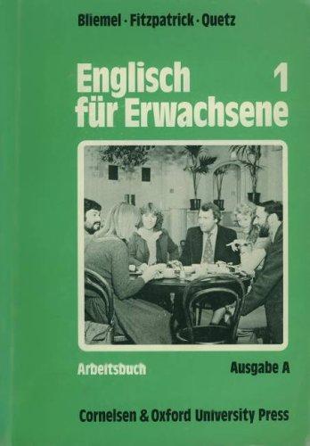 9783810931481: Englisch für Erwachsene - Ausgabe B: Band 3 - Arbeitsbuch