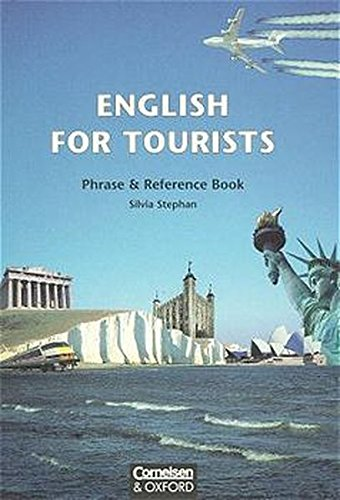 9783810938930: English for Tourists, Neue Ausgabe, Phrase and Reference Book