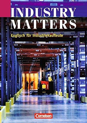 9783810967169: Industry Matters: Englisch für Industriekaufleute