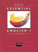 9783810973436: Essential English, Bd.1, Course Book