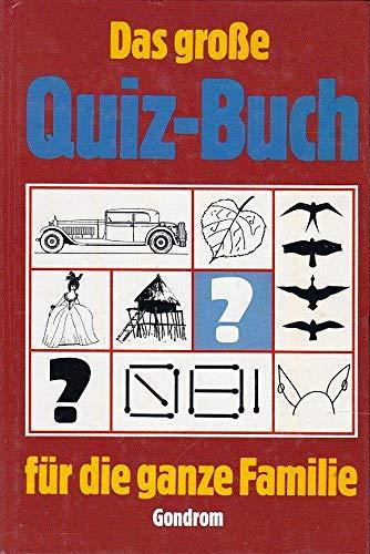 9783811202634: Das grosse Quiz-Buch