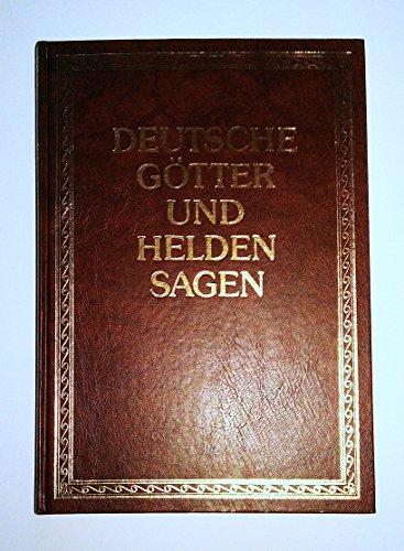 9783811203624: Deutsche Gotter -Und Heldensagen