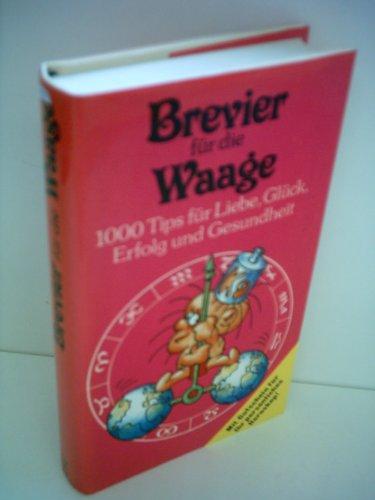 9783811203846: Brevier f�r den Krebs. 1000 Tips f�r Liebe, Gl�ck, Erfolg und Gesundheit