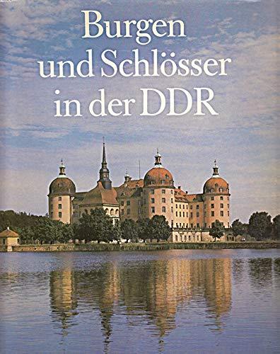 Burgen und Schloesser in der DDR: Boehle K-H