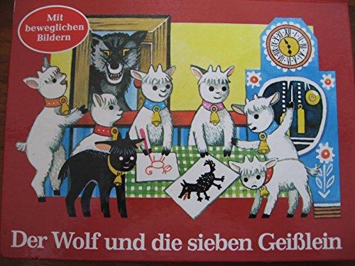9783811205673: Der Wolf und die sieben Geiblein