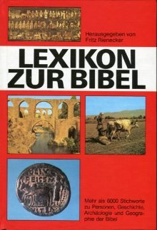 9783811208681: Lexikon zur Bibel