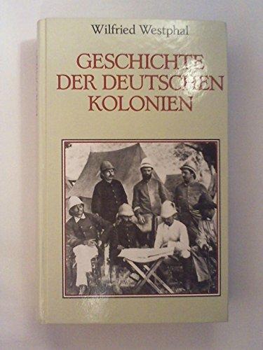 Geschichte der deutschen Kolonien: Westphal, Wilfried