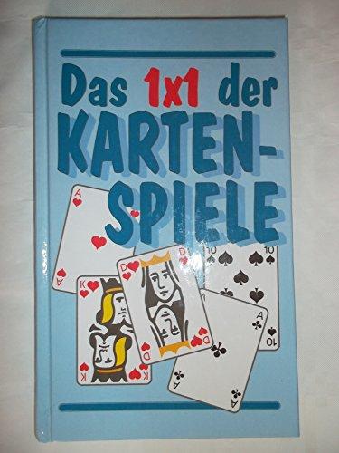 9783811212329: Das 1 x 1 der Kartenspiele