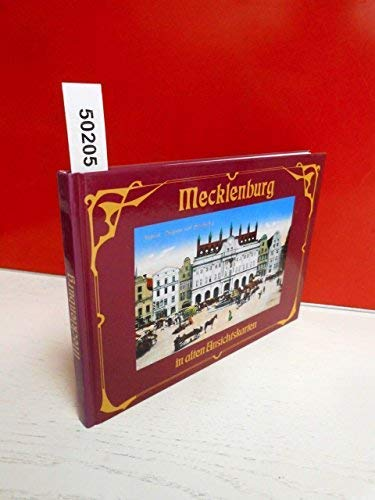 Mecklenburg in Alten Ansichtskarten: Herausgegeben von Gerd L?pke