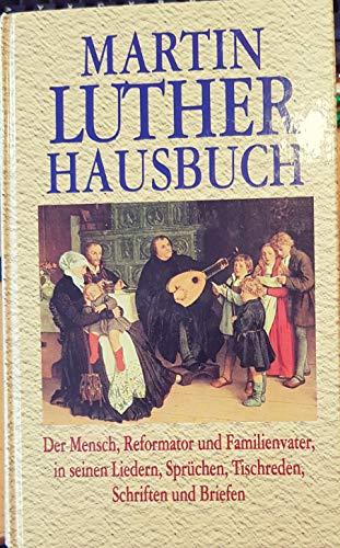 Beispielbild für Martin Luther Hausbuch zum Verkauf von medimops