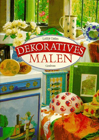9783811216358: Dekoratives Malen