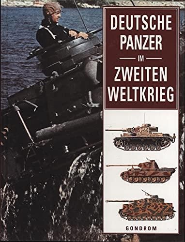9783811216679: Deutsche Panzer im Zweiten Weltkrieg