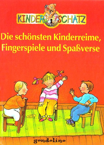 9783811217867: Die schönsten Kinderreime, Fingerspiele und Spaßve