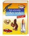 9783811222083: Mein allererstes grosses Lexikon: Alles was Kinder wissen wollen