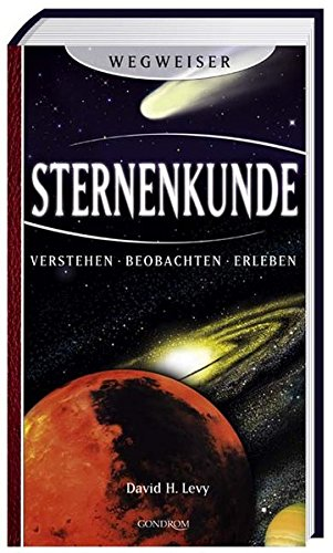 Wegweiser Sternenkunde. (3811223410) by David H. Levy