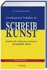 9783811223714: Grundlagen und Techniken der Schreibkunst.
