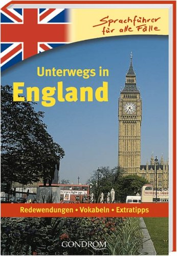 9783811225824: Unterwegs in England