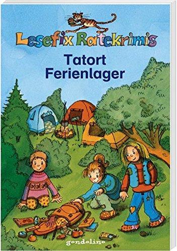 9783811226319: Tatort Ferienlager