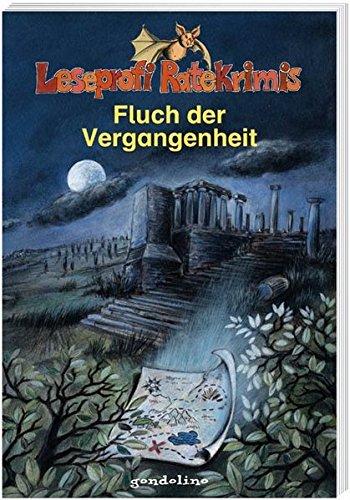 9783811226494: Leseprofi Ratekrimis. Fluch der Vergangenheit