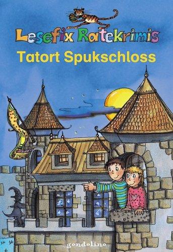 9783811227101: Tatort Spukschloss