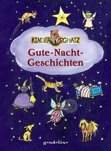 9783811227132: Kinderschatz. Gute-Nacht-Geschichten