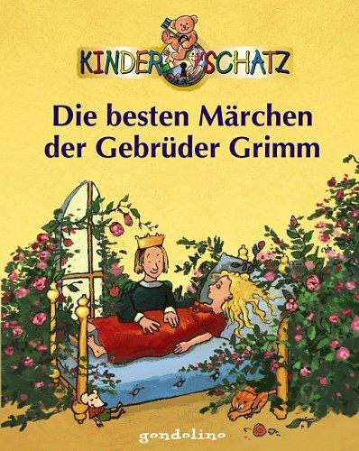 9783811227590: Die besten Märchen der Gebrüder Grimm. Kinderschatz