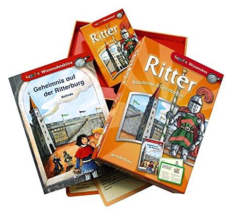 9783811230965: Ritter: Ratekrimi & Quizkarten