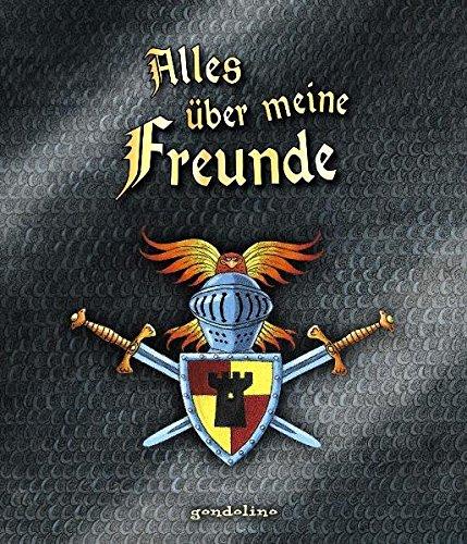 9783811232082: Alles über meine Freunde (Ritter): wattiert