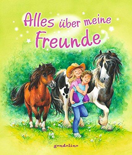 9783811232884: Alles �ber meine Freunde (Ponys)