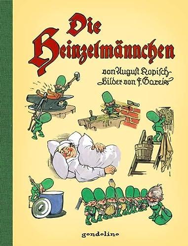 9783811232945: Die Heinzelmännchen