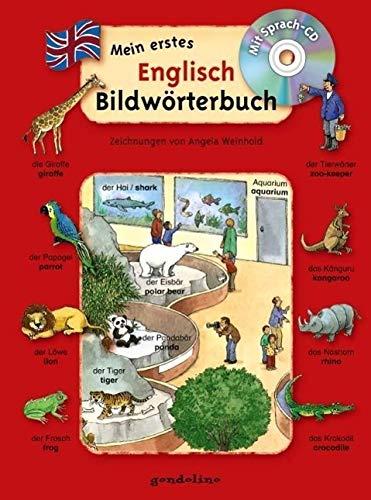 9783811233003: Mein erstes Englisch Bildwörterbuch