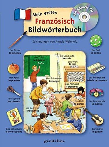 9783811233010: Mein erstes Französisch Bildwörterbuch