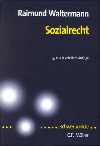 9783811408296: Sozialrecht (Livre en allemand)