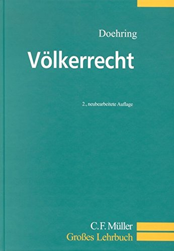 Völkerrecht: Karl Doehring