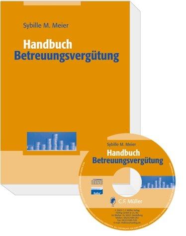 9783811408463: Handbuch Betreuungsvergütung.