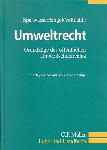 Umweltrecht: Rüdiger Engel
