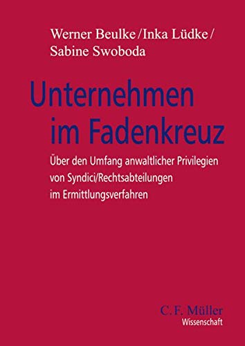 Unternehmen im Fadenkreuz: Werner Beulke