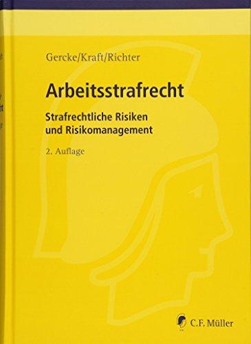Arbeitsstrafrecht: Björn Gercke
