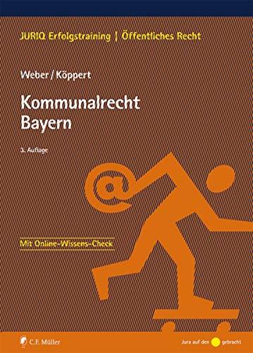 9783811440173: Kommunalrecht Bayern