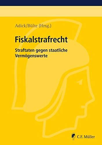 Fiskalstrafrecht: Markus Adick