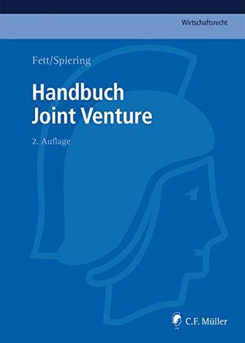 9783811441026: Handbuch Joint Venture