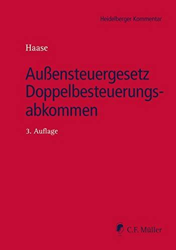9783811442030: Heidelberger Kommentar Außensteuergesetz Doppelbesteuerungsabkommen