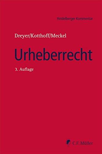 9783811443051: Urheberrecht: Urheberrechtsgesetz, Urheberrechtswahrnehmungsgesetz, Kunsturhebergesetz